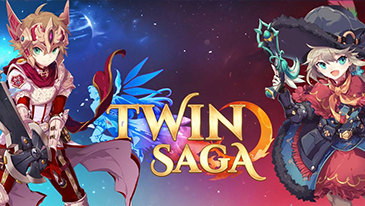 Twin Saga - A free-to-play anime-themed MMORPG featuring unique housing and crafting systems.