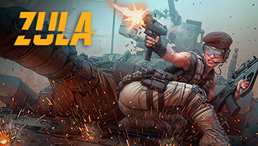 Zula - A free-to-play online FPS developed and published by IDC/Games.