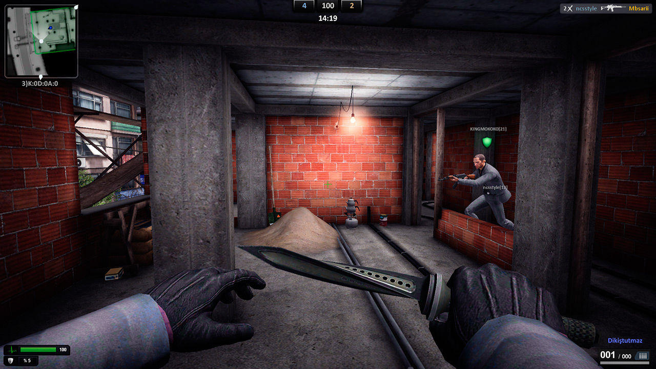 Zula Gameplay Screenshot 1