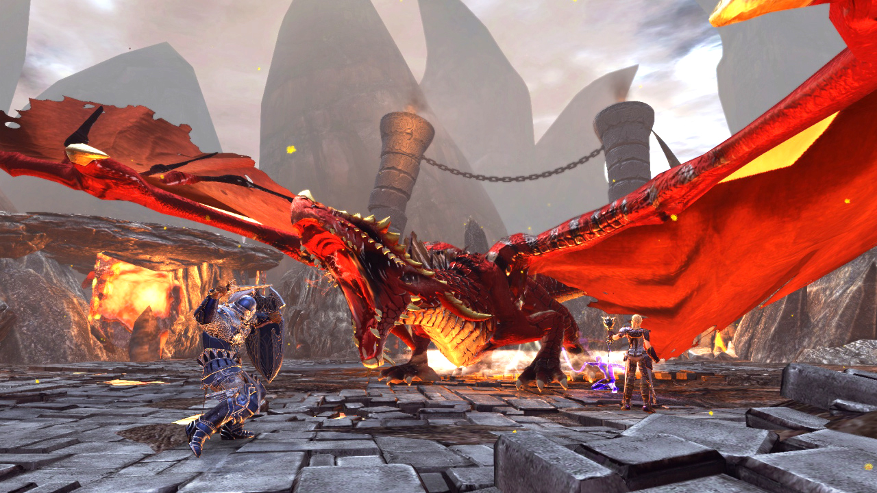 Neverwinter Gameplay Screenshot 1
