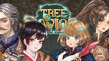 Tree of Savior - A fantasy 3D MMORPG with a massive freedom of choice, cute looking characters and a distinct art style.