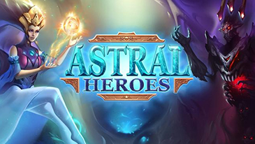 Astral Heroes - A free-to-play collectable card game from the creators of Astral Masters.