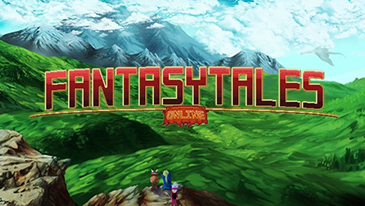 Fantasy Tales Online - A free-to-play, retro MMO featuring puzzles, a rich crafting system and Randomly generated dungeons!
