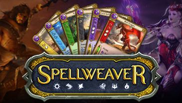 Spellweaver - A free-to-play multiplayer online collectible card game that requires deep strategic and thinking.