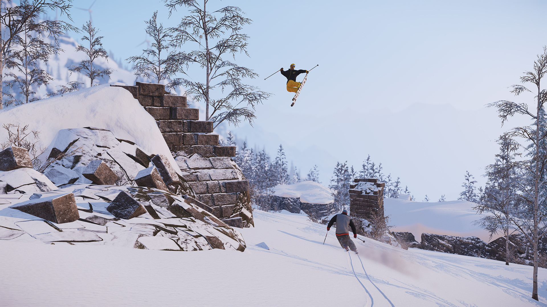 SNOW Gameplay Screenshot 1