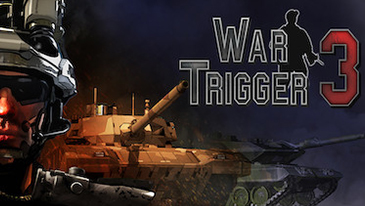 War Trigger 3 - A MMO shooter with infantry, vehicle, and air combat across massive maps!