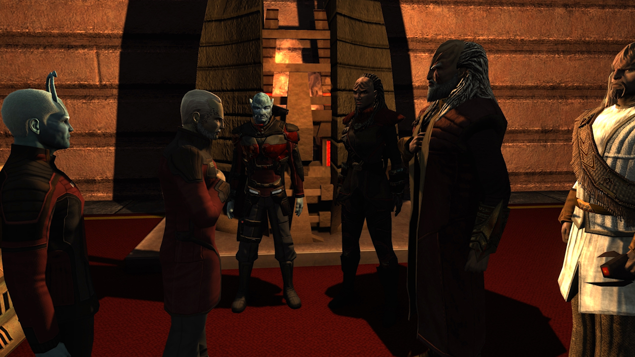 Star Trek Online Gameplay Screenshot 1