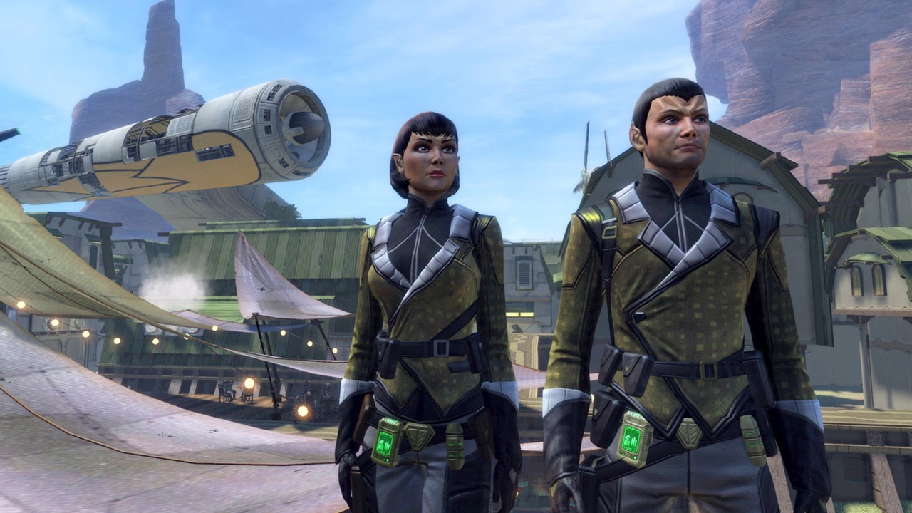 Star Trek Online Gameplay Screenshot 3