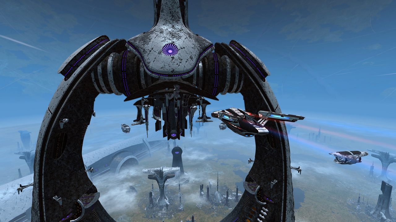 Star Trek Online Gameplay Screenshot 4