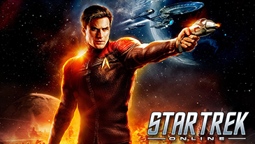 Star Trek Online - A free-to-play, 3D, Sci-Fi MMORPG based on the popular Star Trek series.