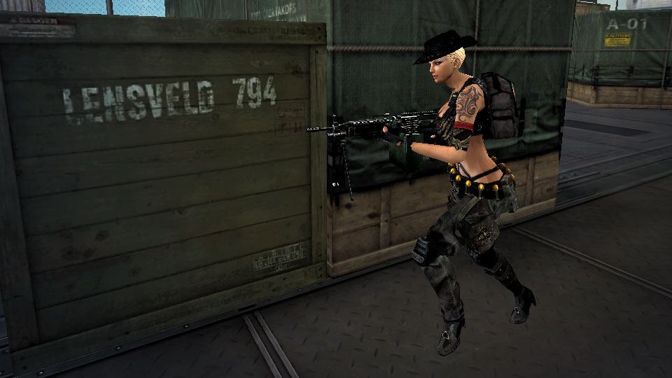 Crossfire Gameplay Screenshot 3