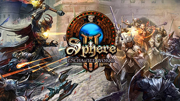 Sphere 3: Enchanted World - A fantasy action MMORPG with a non-target combat system.