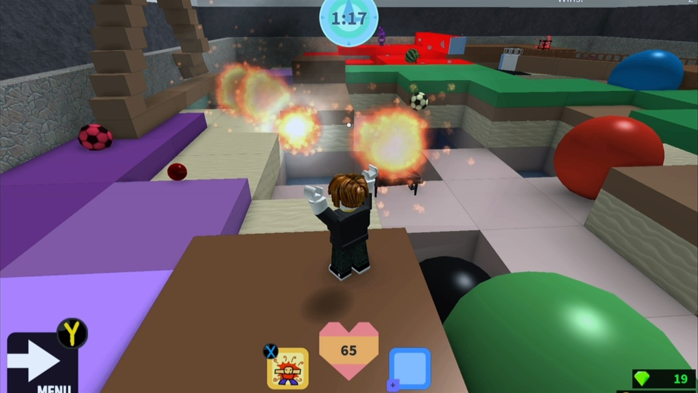 Roblox Gameplay Screenshot 1