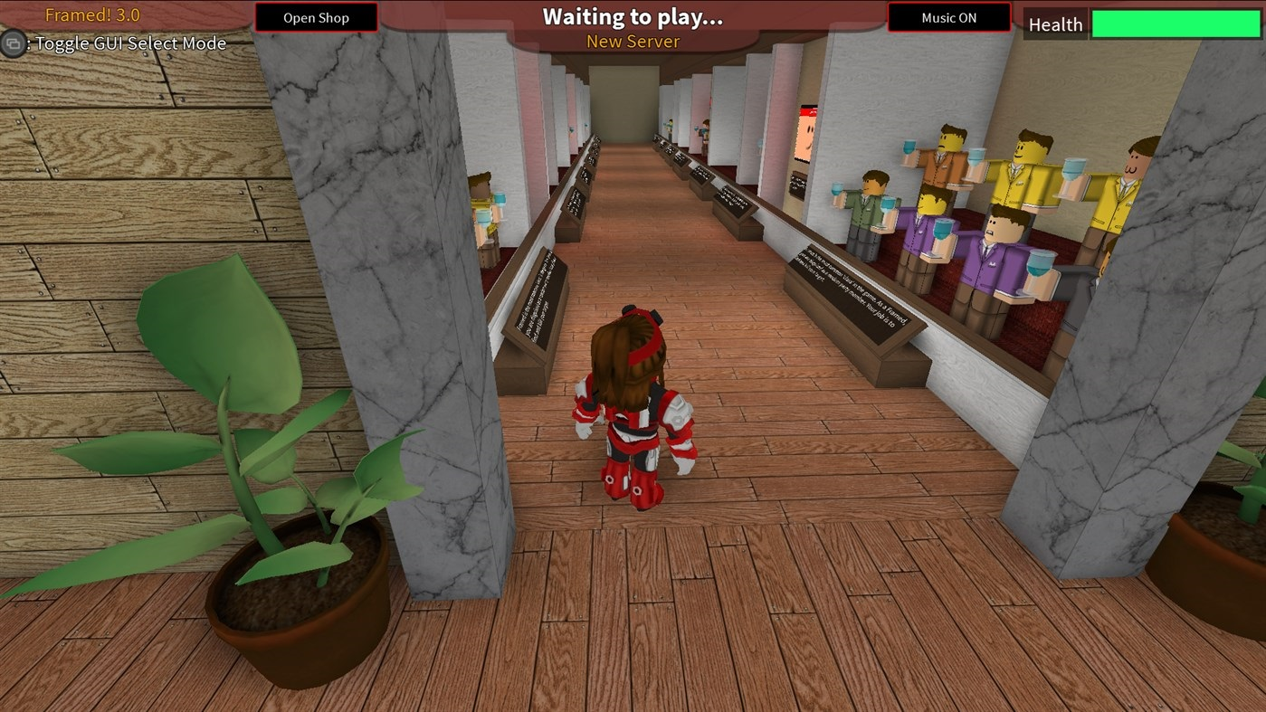 Roblox Gameplay Screenshot 3