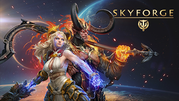 Skyforge - A impressive Free to play MMORPG where you can become a god!
