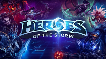 Heroes of the Storm - A free to play MOBA developed by Blizzard Entertainment.
