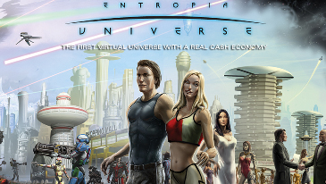 Entropia Universe - A 3D MMO Multi Virtual World Real Cash Economy Experience with RPG elements.
