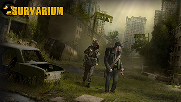 Survarium - A free to play post-apocalyptic online FPS game.