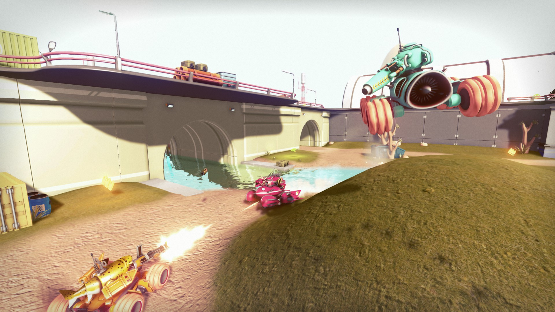 Gear Up Gameplay Screenshot 1