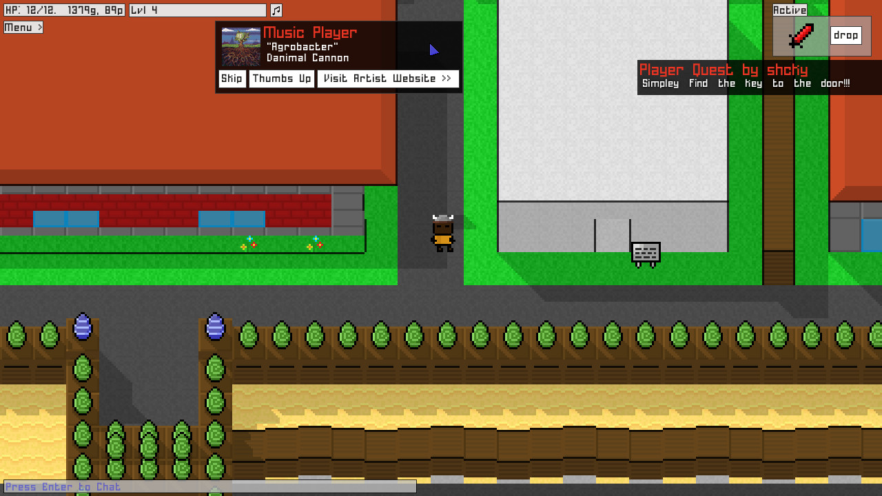 8BitMMO Gameplay Screenshot 3