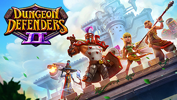 Dungeon Defenders 2 - A free-to-play cooperative 3D tower-defense game by Trendy Entertainment.