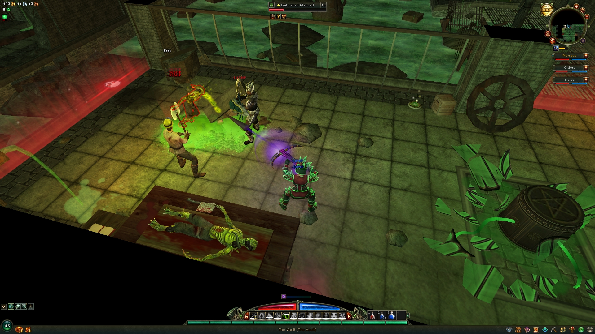 Eldevin Gameplay Screenshot 4