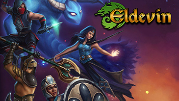 Eldevin - A indie story-driven Free to Play MMORPG.