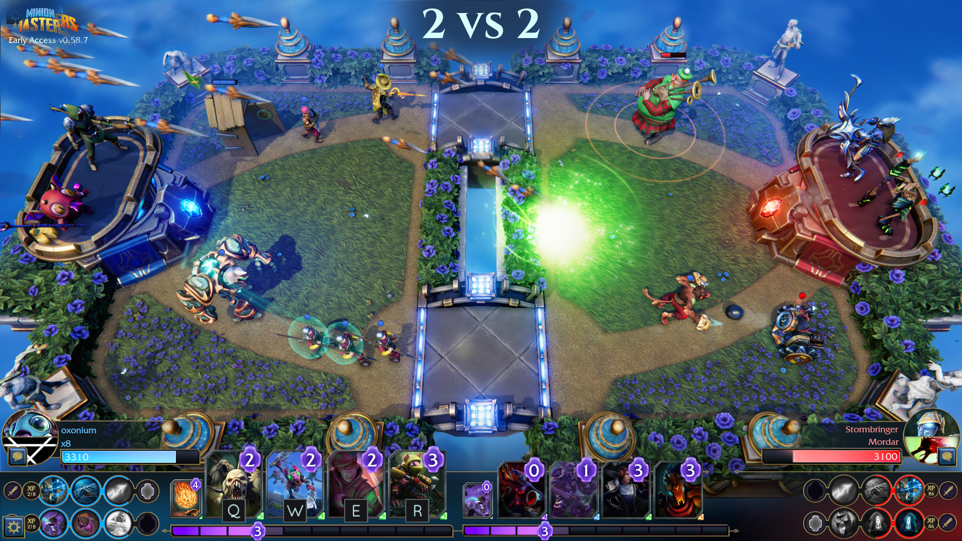 Minion Masters Gameplay Screenshot 3
