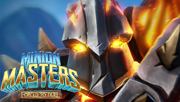 Minion Masters - A free-to-play strategic minion brawler from Danish developer Betadwarf.