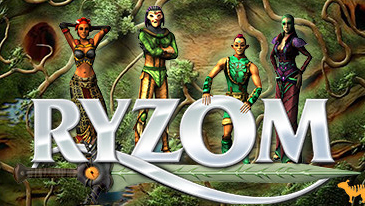 Ryzom - An MMORPG where players are immersed in a massive sandbox world.