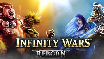 Infinity Wars - A MMO trading card game, Build up your decks and customize them with tons of factional cards!