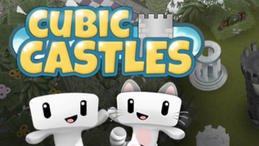 Cubic Castles - A free to play 3D Platforming and a open world building game.