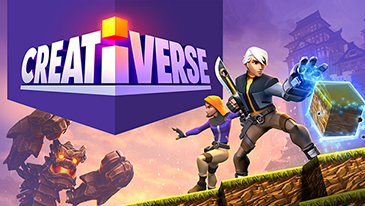 Creativerse - Playful Corporation enters the sandbox, voxel world with their free-to-play title Creativers.