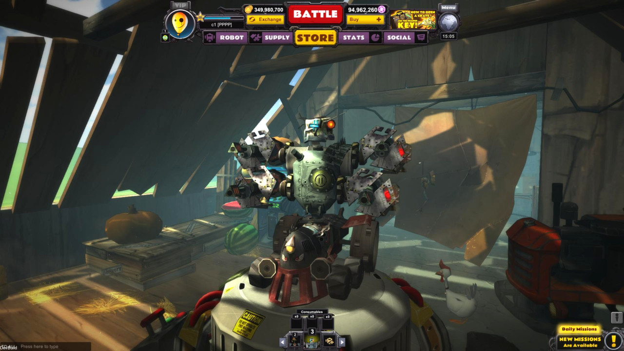 Guns and Robots Gameplay Screenshot 2