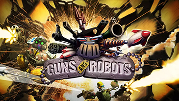 Guns and Robots - A free to play online third person shooter with massive customization!
