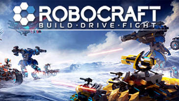 Robocraft - A free-to-play MMO sandbox building game!