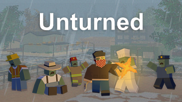 Unturned - A independently developed free-to-play MMO survival game!