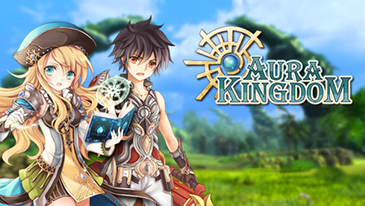 Aura Kingdom - Aura Kingdom is a 3D free-to-play Anime MMORPG from the same great studio that brought us Eden Eterna.