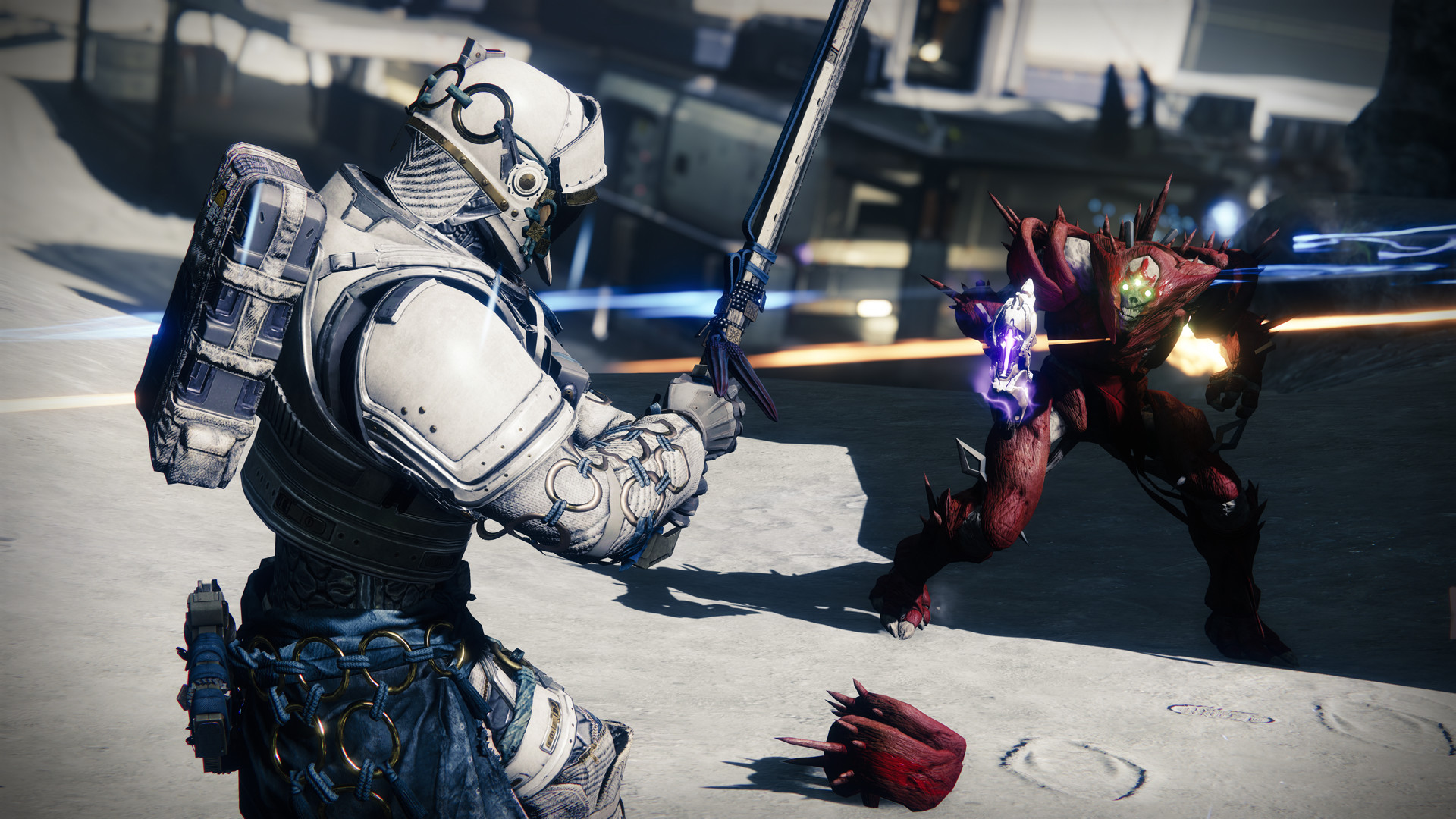 Destiny 2 Gameplay Screenshot 1
