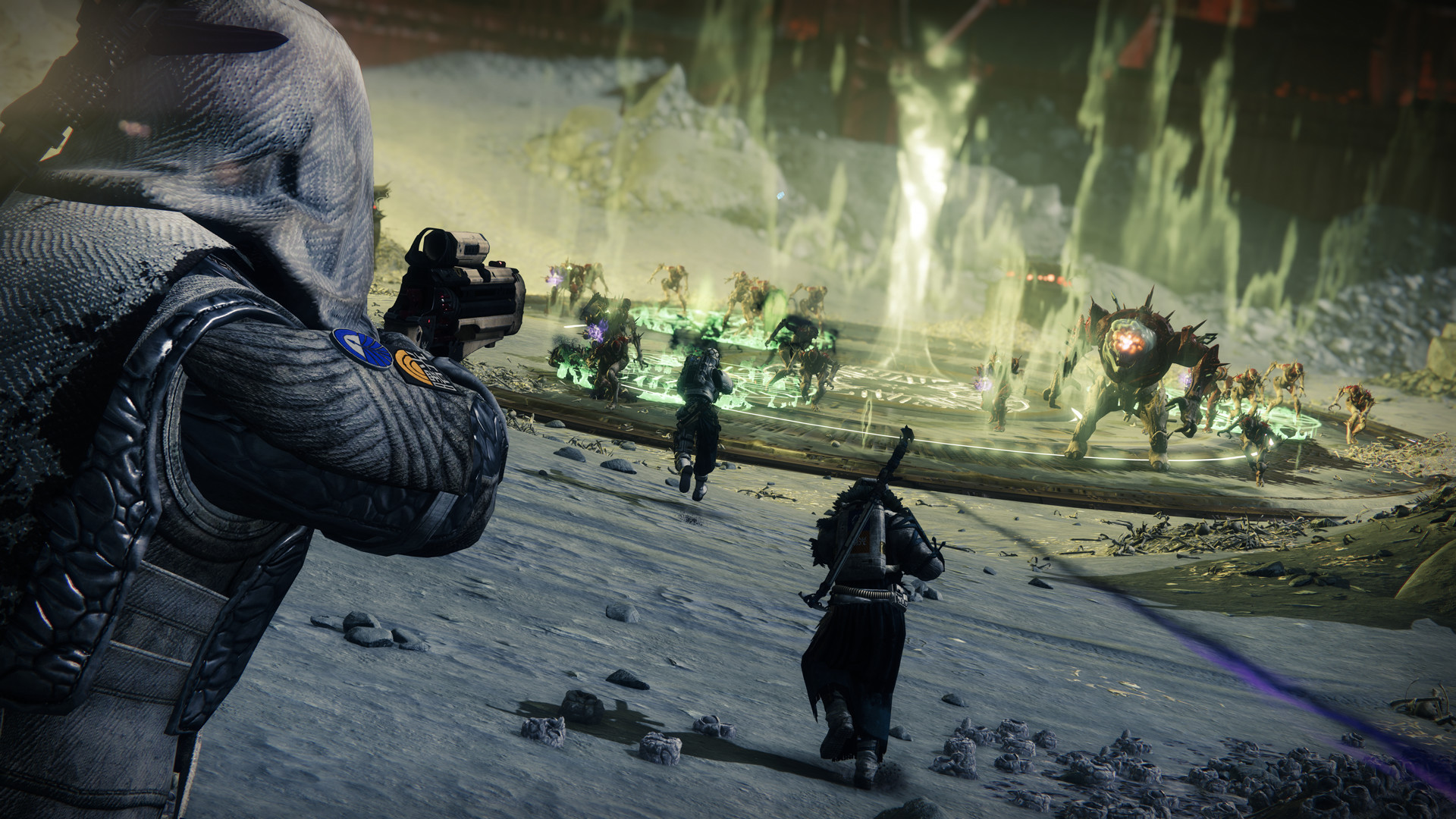 Destiny 2 Gameplay Screenshot 2