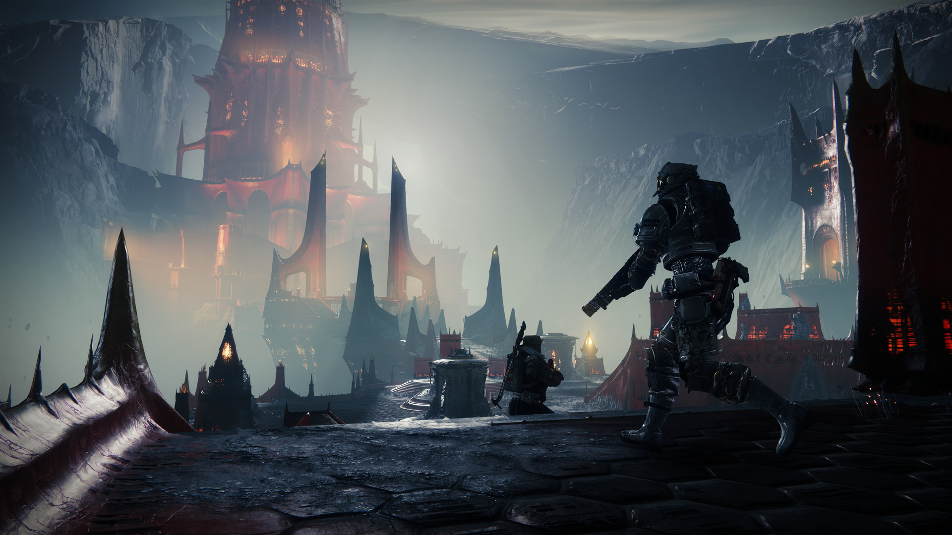 Destiny 2 Gameplay Screenshot 3