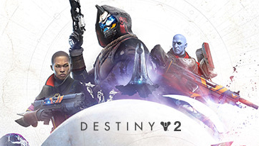 Destiny 2 - A free-to-play multiplayer Sci-Fi MMOFPS from Bungie.