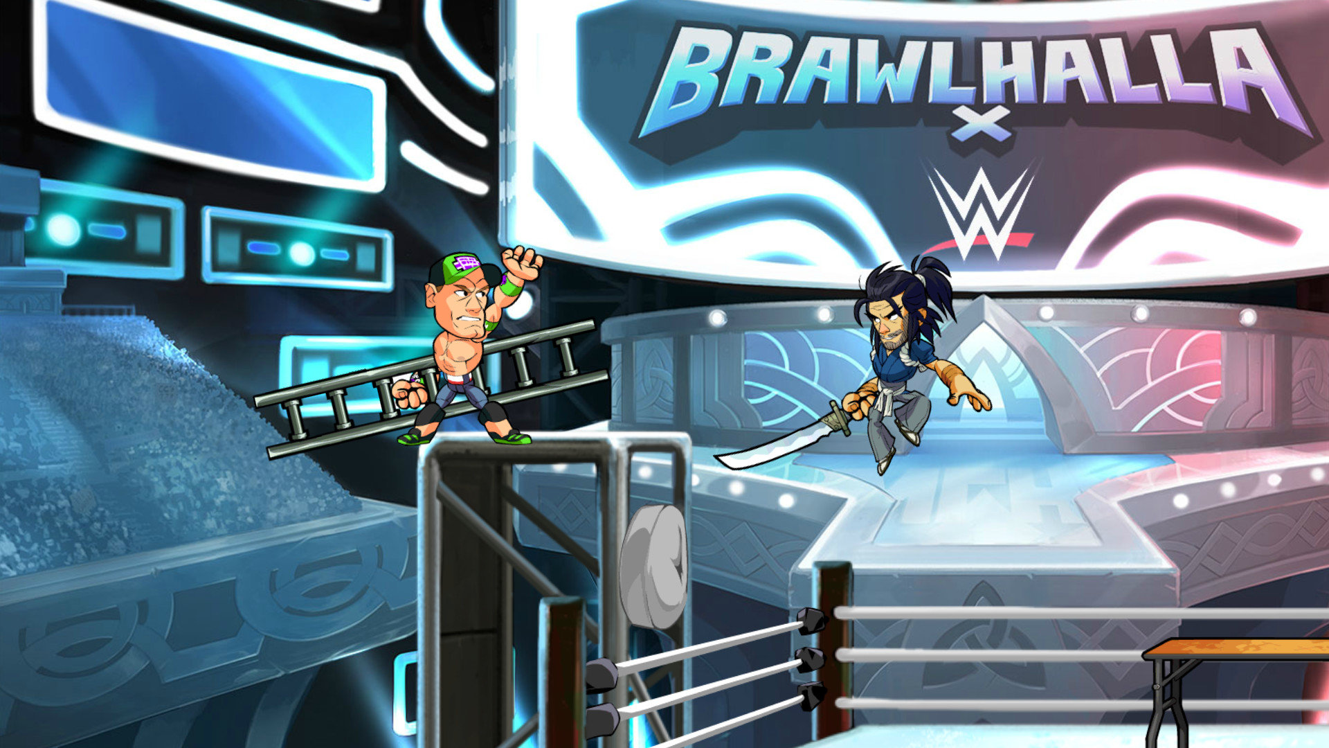 Brawlhalla Gameplay Screenshot 1