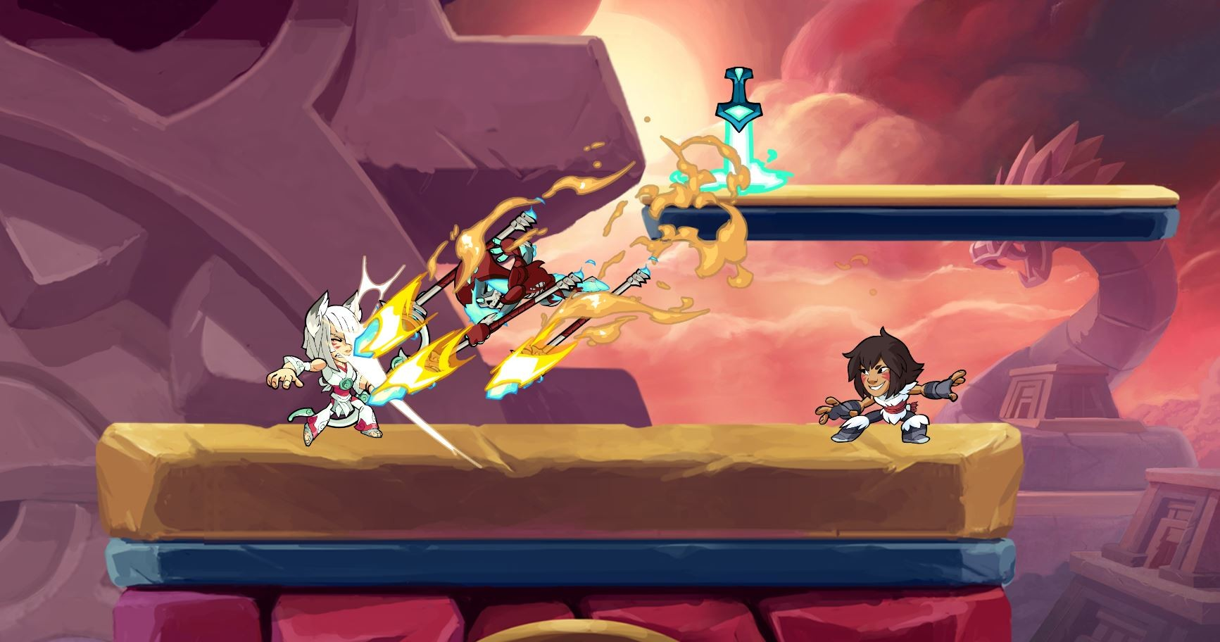Brawlhalla Gameplay Screenshot 2