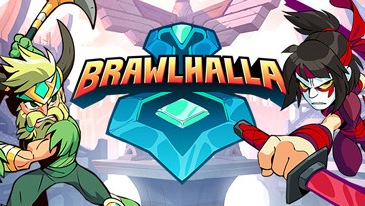 Brawlhalla - A free-to-play 2D platform fighter inspired by the Smash Bros.