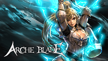 Archeblade - A free-to-play PvP-based multiplayer action game based on a Korean Fantasy Novel.