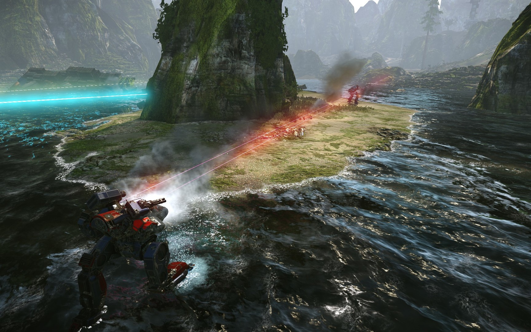 MechWarrior Online Gameplay Screenshot 2