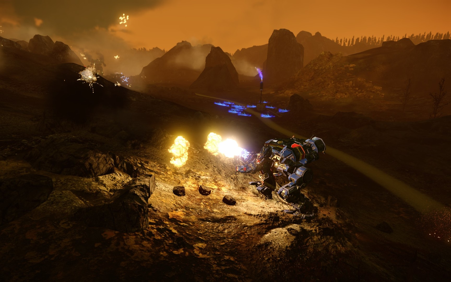 MechWarrior Online Gameplay Screenshot 3