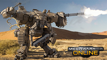 MechWarrior Online - A free-to-play PvP game that