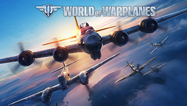 World of Warplanes - A free-to-play flight combat MMO brought to you by Wargaming.